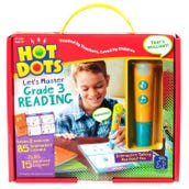 Hot Dot® Jr.Let's Master  Grade 3 Reading