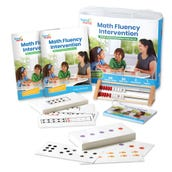 Math Fluency Intervention Kit, Basic Addition/Subtraction Facts