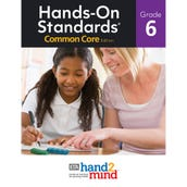 Hands-On Standards® Math, Common Core Edition Grade 6 eBook