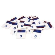 Ten-Frame Dominoes