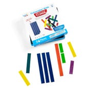 Cuisenaire ® Rods, Demonstration Clings