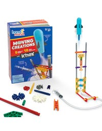 Moving Creations with K'NEX®