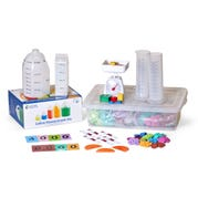 Zearn Math Manipulative Kit, Grade 4