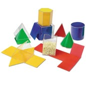 Folding Geometric Shapes™, Set of 16