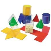 Folding Geometric Shapes™, Set of 16