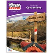 VersaTiles®Literacy Book: Language: Conventions