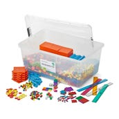 Curriculum Associates Manipulative Kit, Grade 6