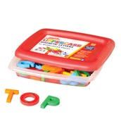 Multicolored Alphamagnets® Uppercase  (Set Of 42)