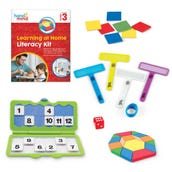 Learning at Home Literacy Kit, Grade 3