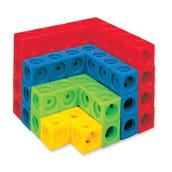 Multi-Sided Linking Cubes, Set of 100