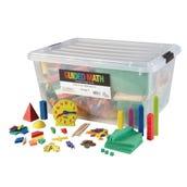Guided Math, Grade 1 Small Group Manipulative Kit