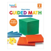Guided Math Single Student Workbook, Grade 2, Unit 2