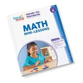 Hands-On Standards® Math Mini Lessons, Grade K