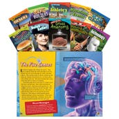 TIME for Kids® Informational Text Books Set 1, Grade 4