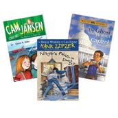Reading Comprehension Questioning Book Collection (5 Books), Grades 2-3