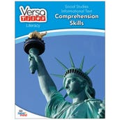VersaTiles® Literacy Book: Social Studies Informational Text: Comprehension Skills, Grade 4