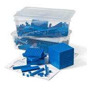Interlox Base Ten Blocks Place Value Set