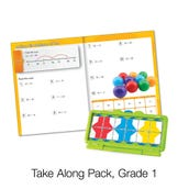 VersaTiles® Math Take Along Pack, Grade 1