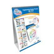 Engineering Design Process Flip Chart, Grades 3-5