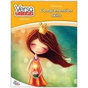 VersaTiles® Literacy Book: Literature: Comprehension Skills, Grade 2