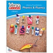 VersaTiles® Literacy Book: Literacy Foundations: Phonics & Fluency, Grade 4