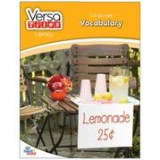VersaTiles® Literacy Book: Language: Vocabulary, Grade 2
