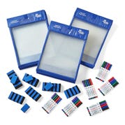 ClearVu™ Paper Savers Classroom Kit, Set of 30
