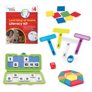 Learning at Home Literacy Kit, Grade 4