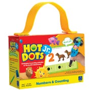 Hot Dots® Jr. Card Set: Numbers & Counting Cards, 1 Deck