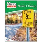 VersaTiles® Literacy Book: Literacy Foundations: Phonics & Fluency, Grade 3