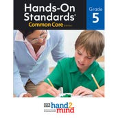 Hands-On Standards® Math, Common Core Edition Grade 5 eBook