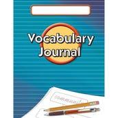 Vocabulary Journal, Intermediate Set of 10