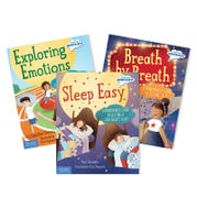 SEL Everyday Mindfulness Book Collection (4 Books), Grades K-1