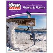 VersaTiles® Literacy Book: Literacy Foundations: Phonics & Fluency, Grade 6