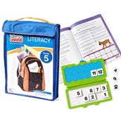 VersaTiles® Literacy Take Along Pack, Grade 5