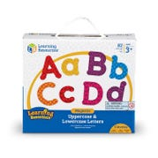 Magnetic Uppercase and Lowercase Letters