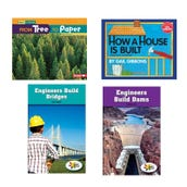 STEM NGSS Engineering Book Collection (7 Books), Grades K-1