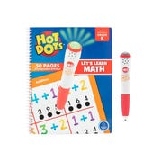 Hot Dots® Let's Learn Math, Kindergarten