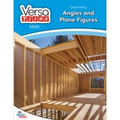 VersaTiles®Math Book: Geometry: Angles and Plane Figures