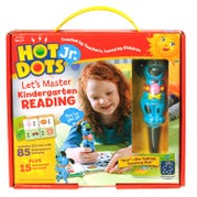 Hot Dots® Jr. Let's Master  Kindergarten Reading