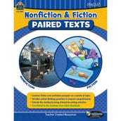 Nonfiction & Fiction Paired Texts, Grade 5