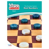 VersaTiles® Grade 8 Math Book, The Number System, Real Numbers