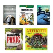 Science NSTA Outstanding Book Collection (9 Books), Grades 4-5