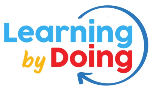 Learning by doing blog logo