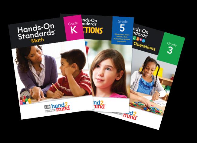 Hands-on standards classic teacher guides