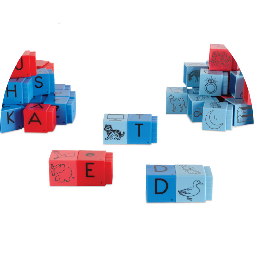 reading rods and phonemic awareness cubes