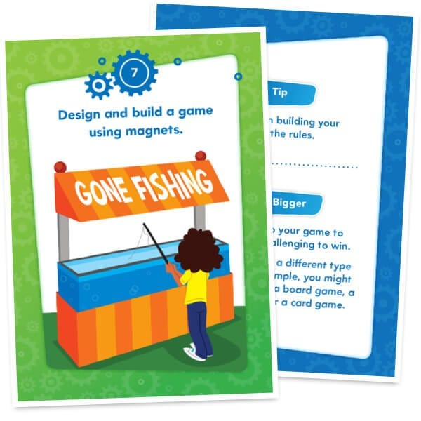 example makerspace task cards