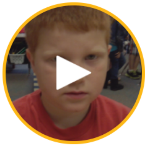 Watch this video to hear about this kid's math journey!