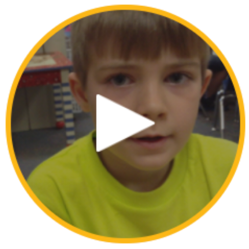 Watch this student talk about his math journey!