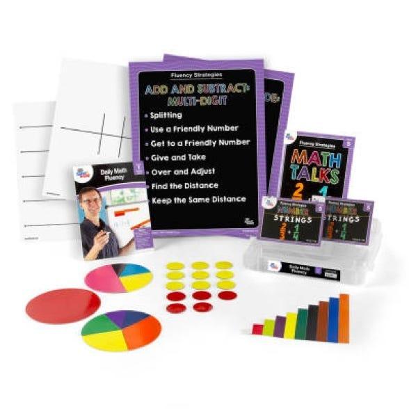 Grade 5 Math Fluency kits